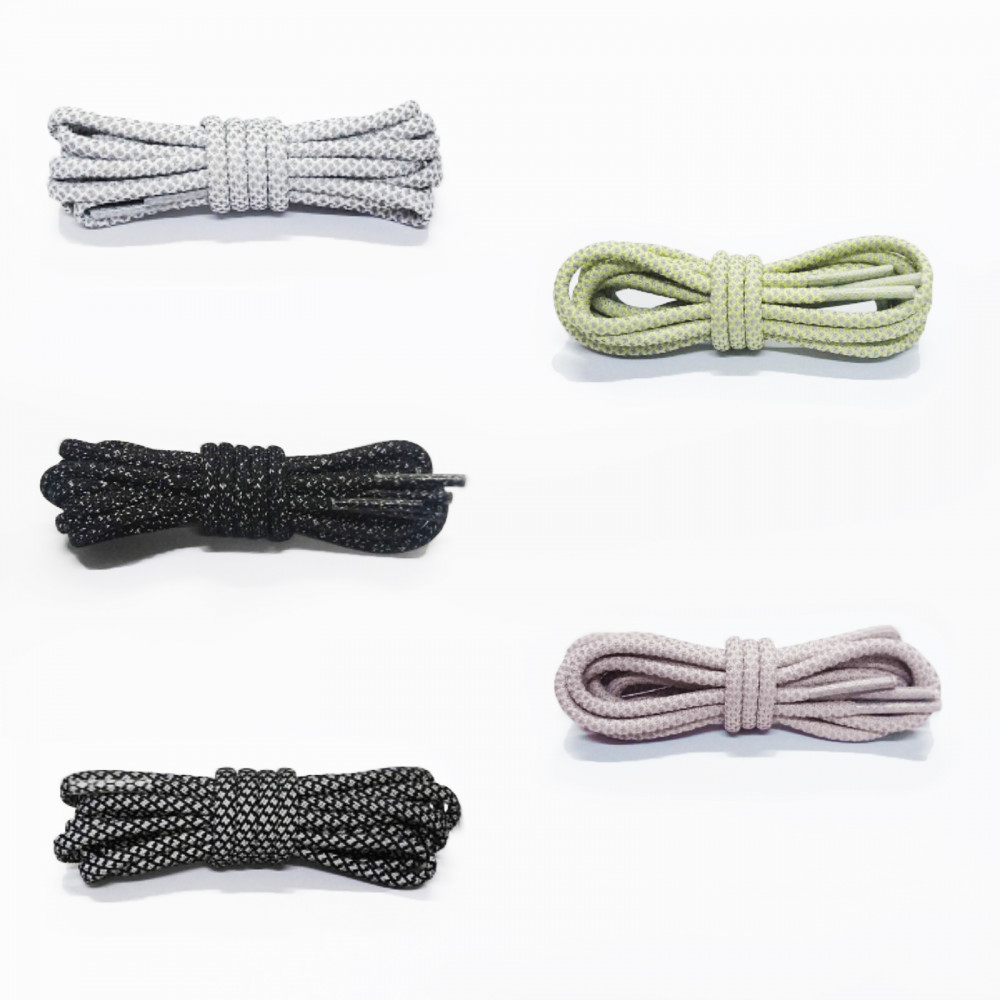 Reflective Rope Laces ( For Yeezy 350 )
